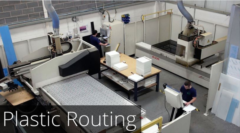 Plastic Routing